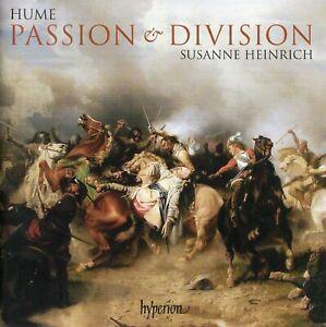 Tobias Hume: Passion & Division - 'Captain Humes Musicall Humors'