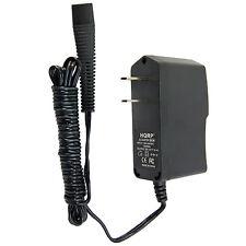 HQRP adaptador cargador para Braun Cruzer 2/3/4/5 Modelo Z40, 2778, 2878