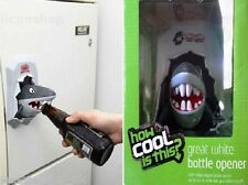 SHARK FRIDGE MAGNET BEER BOTTLE OPENER