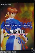Japan Dead or Alive 2 Perfect Guide