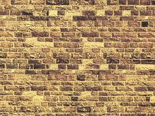 NOCH 57570 échelle H0, TT, Plaque Murale En Grès, 32x15cm 1qm=
