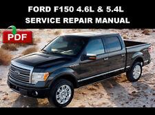 FORD F150 2009 - 2010 FACTORY SERVICE REPAIR WORKSHOP OEM MAINTENANCE MANUAL