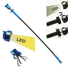 3-in-1 Krallengreifer-Magnetheber-Leuchte Kombiwerkzeug Magnetic Pickup Tool