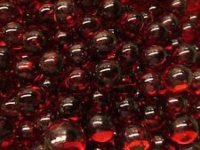"""MARBLES 2 LBS OF 5/8"""" +or- BURNT ORANGE COLORED CHAMPION MARBLES FREE SHIPPING"""