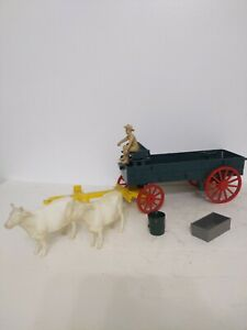 1950's Roy Rogers Figure From Ideal Toys Chuck Wagon