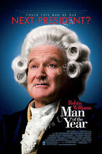 Posters USA - Man of the Year Robin Williams Movie Poster Glossy Finish - FIL490