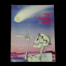Grateful Dead The Golden Road Magazine 1986 Winter Issue 9 Bob Weir C. Brightman