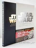 3 - 7 Days | Star Wars Chronicles Episode IV, V AND VI - Vehicles Hardcover Book