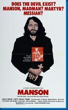 Charles Manson Movie Poster 24x36