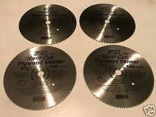 4 Plywood & Veneer Circular Saw Blades IVY Classic 7-1/4 in. x 140-Tooth