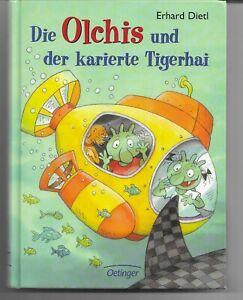 Die Olchis und der karierte Tigerhai von Erhard Dietl