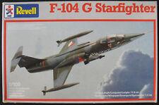 Revell 4017 - F-104 G Starfighter - 1:100 - Flugzeug Modellbausatz - Model Kit