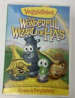 VeggieTales - The Wonderful Wizard of Has (DVD, 2007) A Lesson In Forgiveness