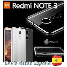 Funda Carcasa para Xiaomi Redmi Note 3 Cristal Templado XiaoMi Hongmi Note 3 Pro