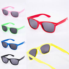 New Kids Children Square Retro Style Sunglasses Boys Girls UV400 Protection