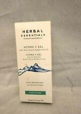Herbal Essentials Hydra 5 GEL-GESICHTS-Feuchtigkeitscreme 50ml
