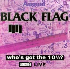 Black Flag - Who's Got The 10½? (1LP Vinyl) SST Records / SST060