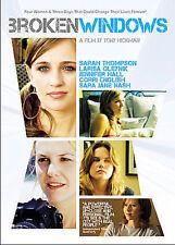 Broken Windows (DVD, 2009) 5 women stories Larisa Oleynik, Sarah Thompson