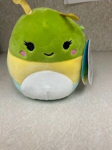 "Squishmallow - Rutabaga The Caterpillar 5"" NWT"