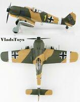Hobby Master 1:48 Focke-Wulf Fw 190A 6./JG 2 Richthofen Yellow1 Rudorffer HA7425