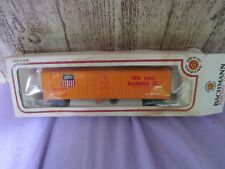 Bachmann Ho scale steel reefer with box