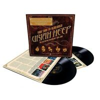 Uriah Heep - Your Turn to Remember - Anthology 1970-1990 (180 Gr 2LP Vinyl) New
