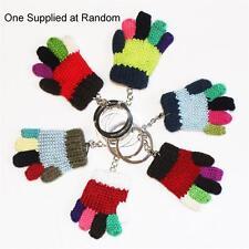Mini 6cm tricoté multicolore GANT Porte-clé clé chaîne - Unique envoyé à