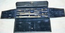 VINTAGE DRAFTING SET from TECHNICAL SUPPLY CO. SCRANTON PA
