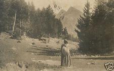 Sosta al Colle di Joux Guardando il Palon di Brinquez f.p.