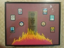 Coca-Cola When The Olympic Flame Went Out Pin Set The War Years 1916 1940 1944