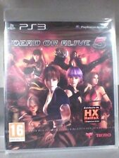Dead or Alive 5 playstation 3   PS3    nuovo!!!