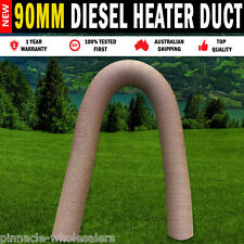 NEW 90mm Heater Duct Hot & Cold Air Ducting For Diesel Heater Webasto Dometic