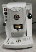 faber espresso pods machine with Steam plus 50 Mix Montedoro caffe` Pods