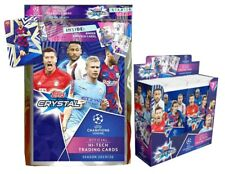 Topps Crystal Champions League Saison 2019/2020 Starterpack + 1 x Display 19/20