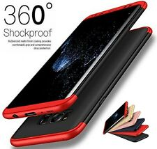 For Samsung Galaxy Note 8 9 S8 S9 Plus /S7 Ultra Thin 360 Full Body Case Cover