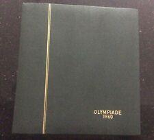 """Safe"" Omnibus Album "" Olympide 1960"" Approx 90% complete UMMint Cat. £1300+"