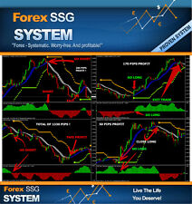 "Forex Indicator mt4 Trend Strategy Forex Trading System ""FX -SSG """