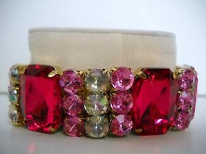 BIG STONES IN VERY PRETTY PINK SHADES TO MAKE BRACELET, EARRINGS, NECKLACE,RING