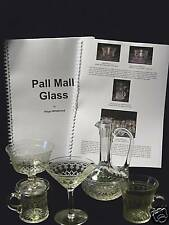 New 4th Edition of The History of Pall Mall Glass with New Swedish History