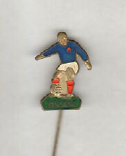 SPELDJE/PIN  FOOTBALL -  G.V.A.V.(GRONINGEN) 60'JAREN