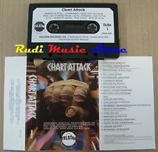 MC CHART ATTACK DURAN DURAN SIMPLE MINDS KIDS FAME COMPILATION 100 no cd lp dvd