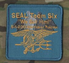 OFFICIAL SEAL-TEAM-6 ST6 Justices Done 5-2-2011 Osama bin Laden أسامة بن لادن  c