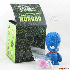Kidrobot The Simpsons Treehouse of Horror - Blue Cat Marge vinyl figure