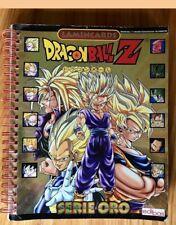 Lamincards Dragon Ball Z Serie Oro   COMPLETA album non presente