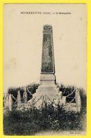 CPA 45 - MIGNERETTE (Loiret) MONUMENT aux MORTS pour la FRANCE Guerre 1914-1918