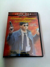 "DVD ""A BETTER TOMORROW II"" COMO NUEVO JOHN WOO CHOW YUN FAT HONOR PLOMO Y SANGRE"