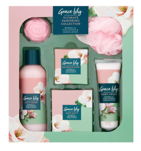 BRAND NEW - GRACE LILY ULTIMATE PAMPERING COLLECTION