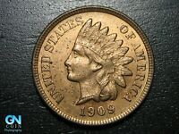 1909 Indian Head Cent Penny  --  MAKE US AN OFFER!  #B2705