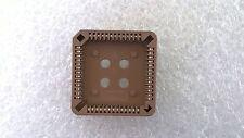 Plcc 52 pins support-plcc 52-plastic-traversant-ampliversal