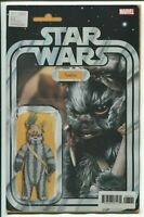 Star Wars #67 Teebo Christopher Action Variant Marvel Comics 1st print 2019 NM